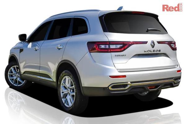 Renault Koleos Zen Koleos models - 7 year/Unlimited km Warranty + 3 Years Free Service and Finance Offer available