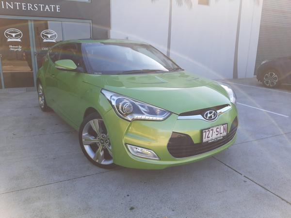 Hyundai Veloster used car review