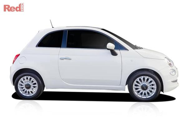 Fiat 500 Lounge 500 Series 6 Lounge manual hatch from $21,950 drive away