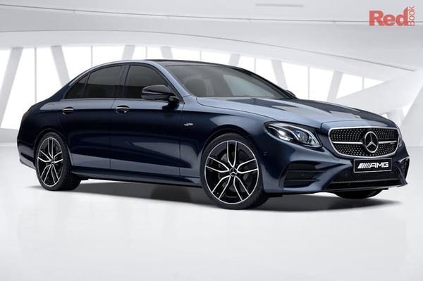Mercedes-Benz E-Class E53 AMG Mercedes-Benz passenger cars - Finance Offer available