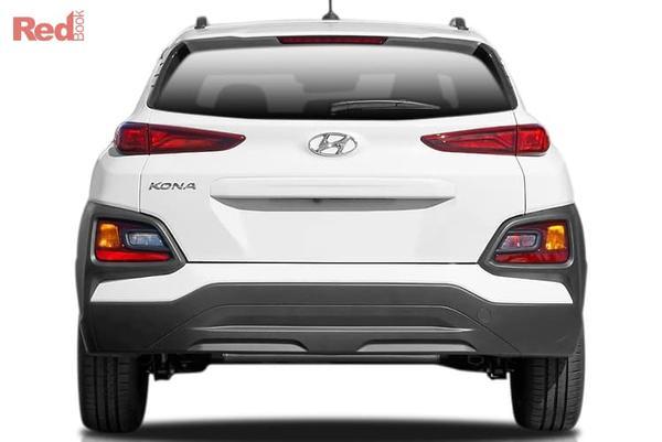 Hyundai Kona Go Kona Go 2.0 petrol auto from $25,990 drive away