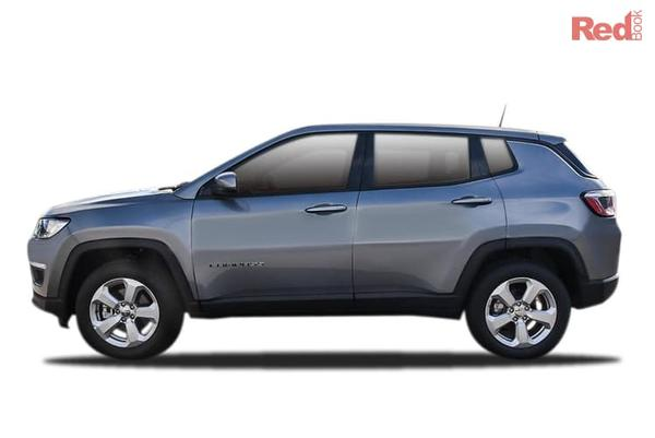 Jeep Compass Sport MY18 Compass Sport 4x2 auto from $31,950 drive away