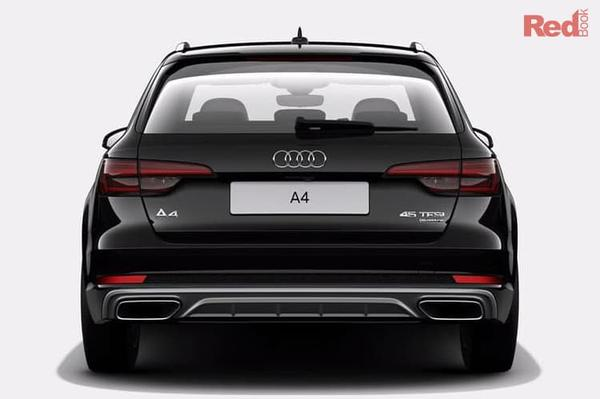 Audi A4 45 TFSI Selected A4 models - Finance Offer available