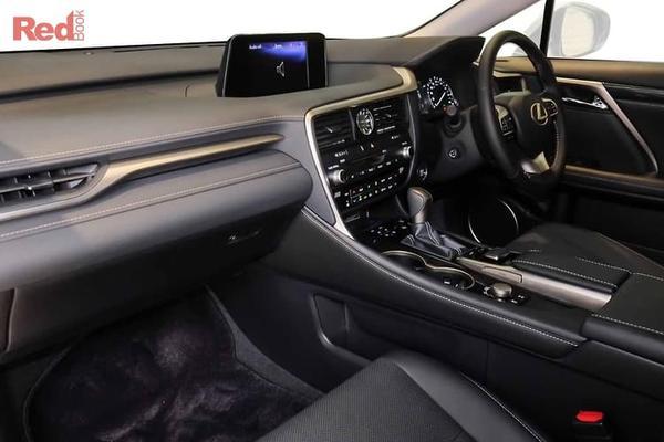 Lexus RX RX350L