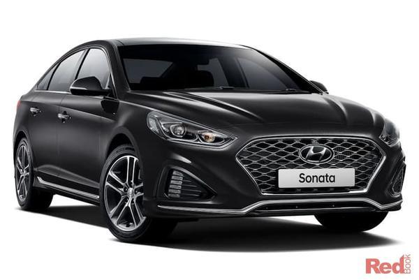 Hyundai Sonata Premium MY19 Sonata models - $2000 Factory Bonus