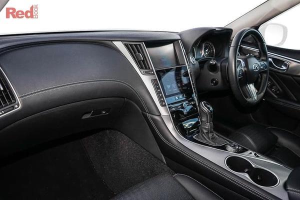 INFINITI Q50 Sport Q50 Sport Sedan 3.0T from $56,888 drive away including Metallic Paint