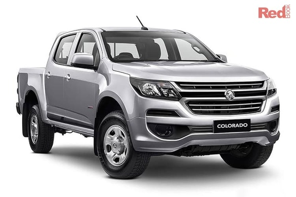 Holden Colorado LS Colorado LS 4x2 Crew Cab Pickup auto from $39,990 drive away