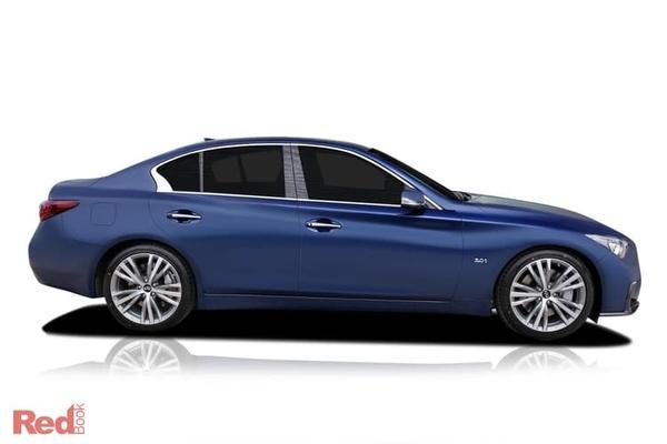 Infiniti Q50 Sport Q50 Sport Sedan from $56,888 drive away including Metallic Paint