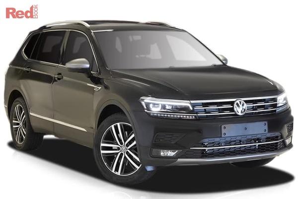 Volkswagen Tiguan 162TSI Highline