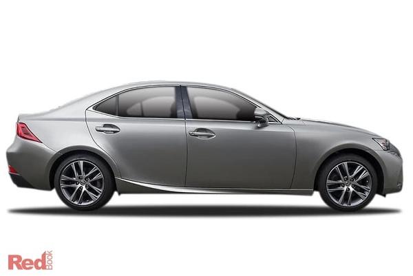 Lexus IS300 Luxury IS300 Luxury from $57,888 drive away