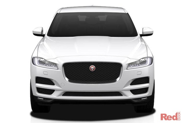 Jaguar F-PACE 20d Selected F-PACE models - 5 years warranty + 5 years free scheduled servicing