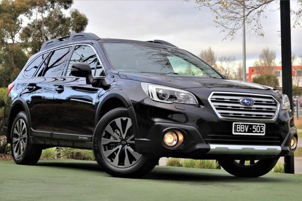 offroad wagon showdown subaru outback  volkswagen passat alltrack comparison review