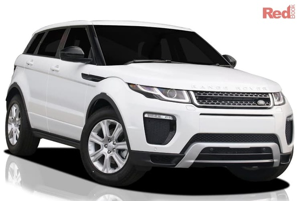 Land Rover Range Rover Evoque TD4 110kW Selected Land Rover models - Savings Equivalent to the GST