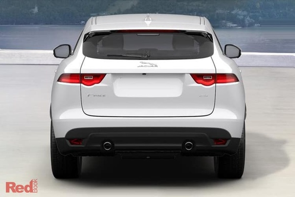 Jaguar F-PACE 25t Selected F-PACE models - 5 years warranty + 5 years free scheduled servicing