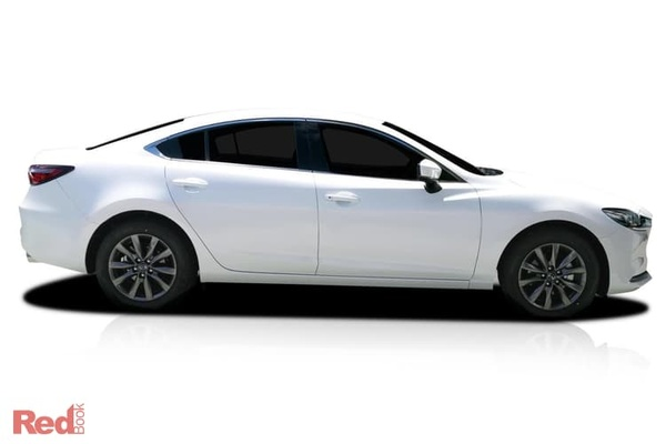Mazda 6 Sport Selected Mazda6 models - 3 Years/30,000km Free Scheduled Servicing