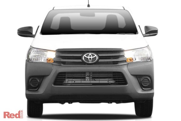 Toyota Hilux Workmate HiLux WorkMate 4x2 Single-Cab Chassis turbo diesel manual from $26,990 drive away