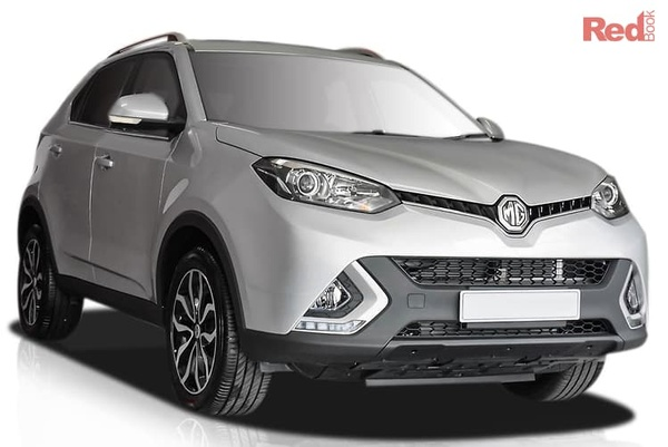 MG GS Excite MY17.5 MG GS Excite turbo petrol auto from $27,490 drive away