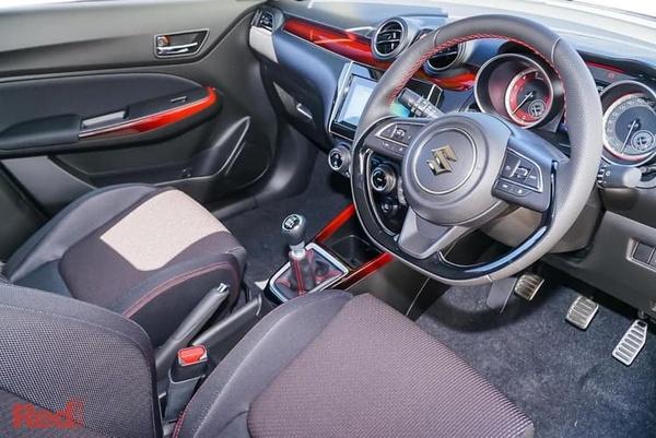 Suzuki Swift Sport Swift Sport turbo manual hatch from $27,990 drive away
