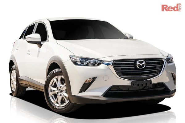 Mazda CX-3 Maxx CX-3 Maxx Sport FWD manual from $26,090 drive away