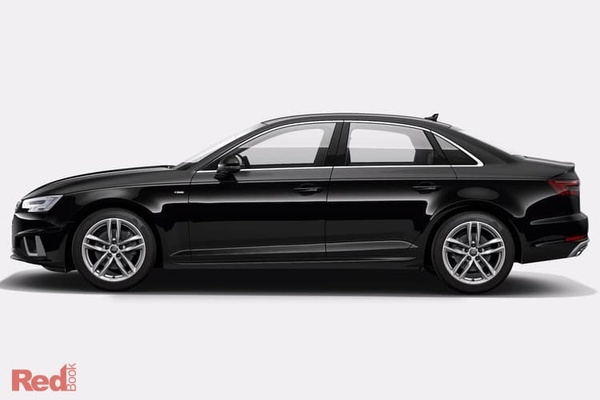 Audi A4 35 TFSI Selected Audi A3, A4 and A5 models - Finance Offer available