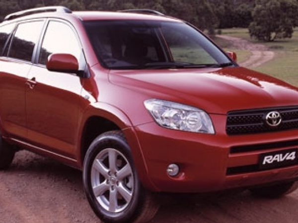 Used car review: Toyota RAV4 2006-08