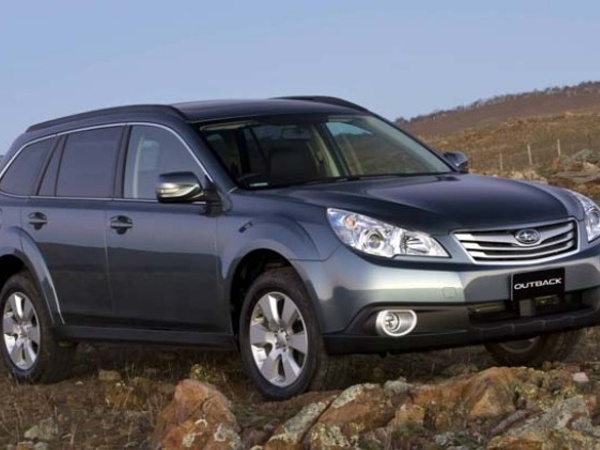 Used car review: Subaru Outback 2009-2013
