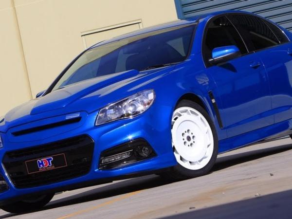 HDT 'Blue Meanie' returns