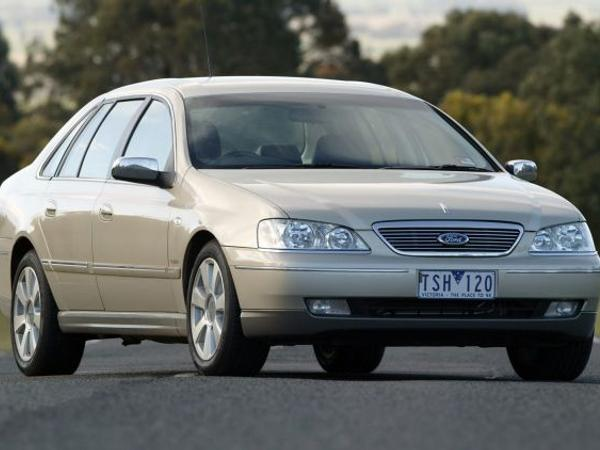 2003-2007 Ford Fairlane used car review - Used car review