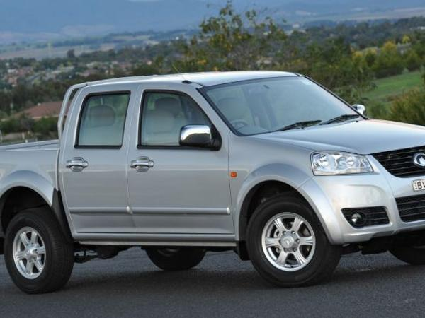 2010-14 Great Wall V200 and V240 used car review - Used
