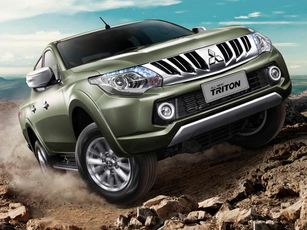 All-New Mitsubishi Triton Revealed, In Australia From Mid-2015