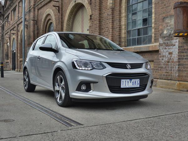2017 Holden Barina LT Review - Hatch Falls Further Behind