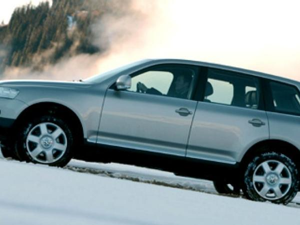Used car review: Volkswagen Touareg 2003-06
