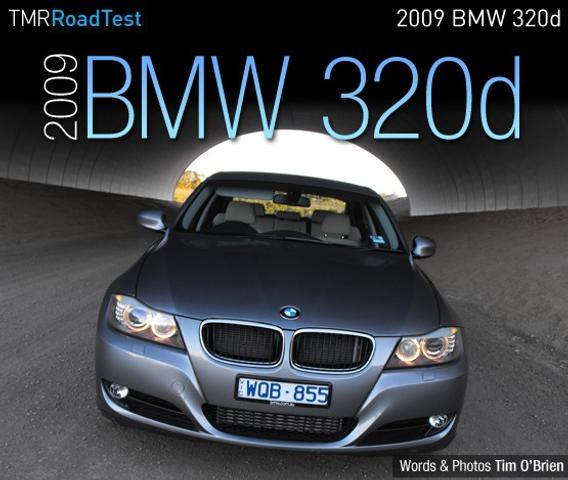 2009 BMW 320d Road Test Review