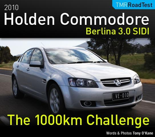2010 Commodore Berlina 3 0 SIDI Road Test Review - The