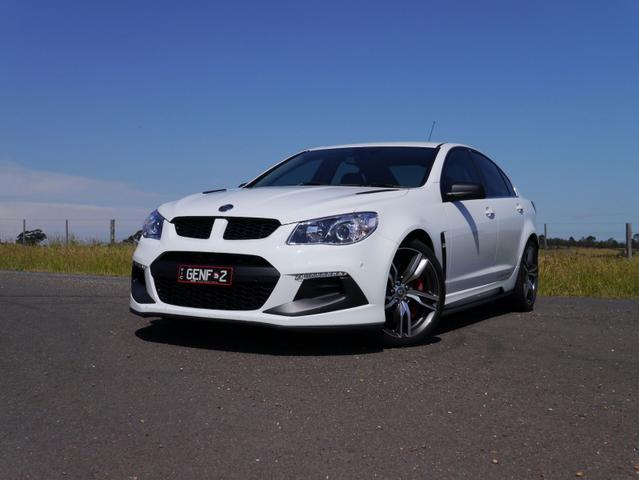 HSV Clubsport REVIEW | 2016 Clubsport R8 LSA - Here's One