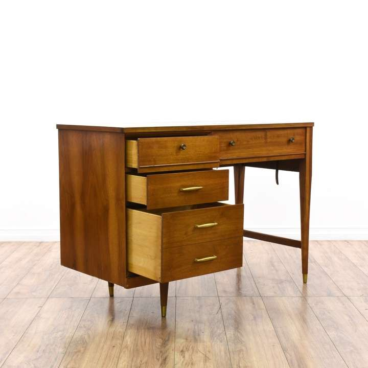 stacked cabinets mid century modern sewing cabinet desk w o machine 26556