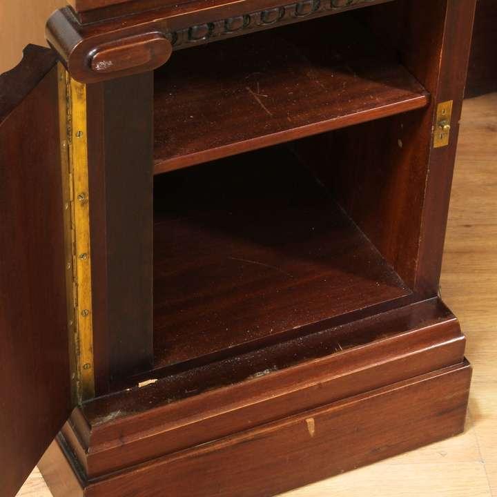 large art nouveau danish dropfront secretary desk loveseat vintage furniture los angeles. Black Bedroom Furniture Sets. Home Design Ideas