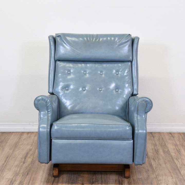 Items similar to Pair of Mid Century Modern Lounge Chairs ...   Retro Modern Recliners