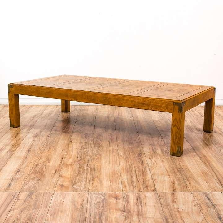 Vintage French Provincial 40 Round Marble Top Coffee: Loveseat Vintage Furniture San Diego