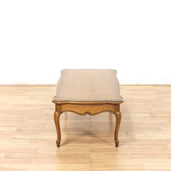 """French Provincial Coffee Table Set: """"Imperial"""" French Provincial Coffee Table"""