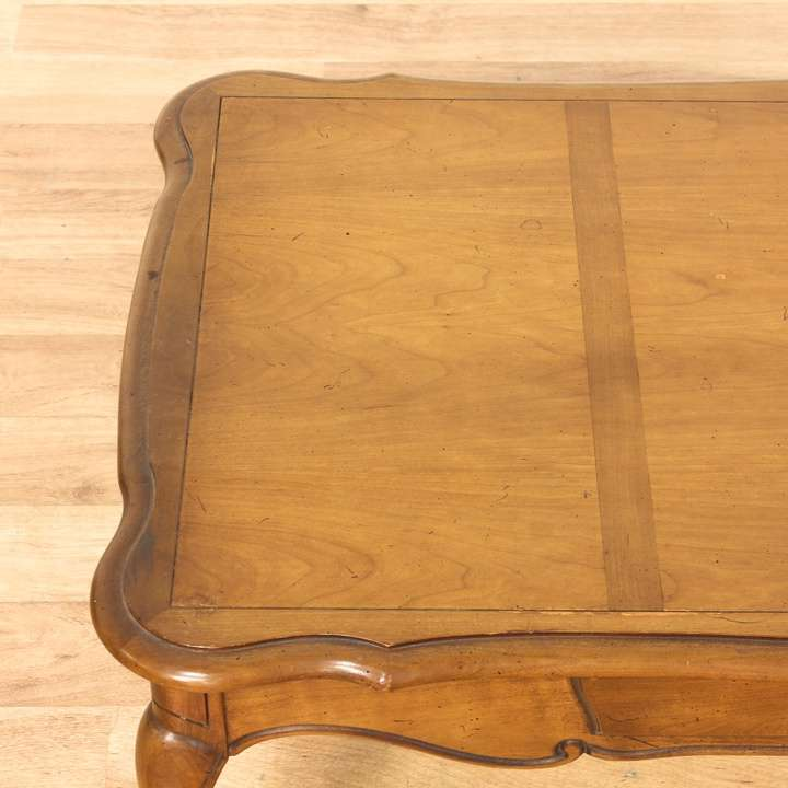 """""""Imperial"""" French Provincial Coffee Table"""