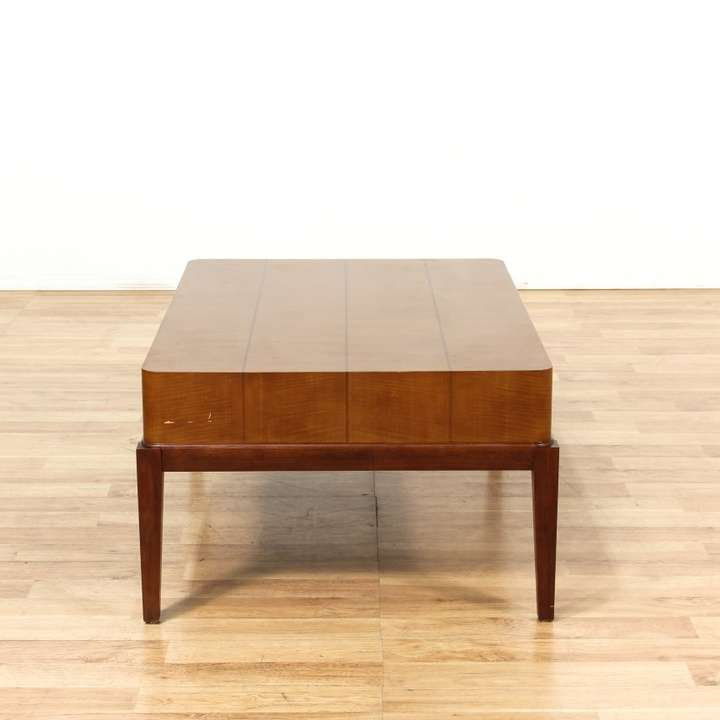 Decca Mid Century Modern Coffee Table Loveseat Vintage Furniture Los Angeles