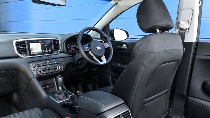 2020 Kia Sportage Sx Manual Review Tech Value And Comfort
