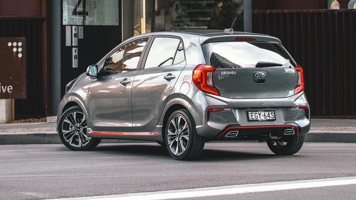2021 Kia Picanto Gt Line Review