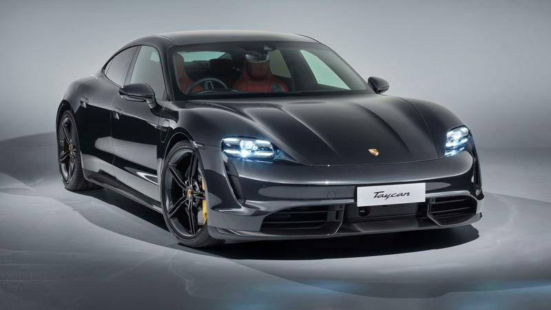2020 Porsche Taycan Price And Specs Quicker And Cheaper Than A 911
