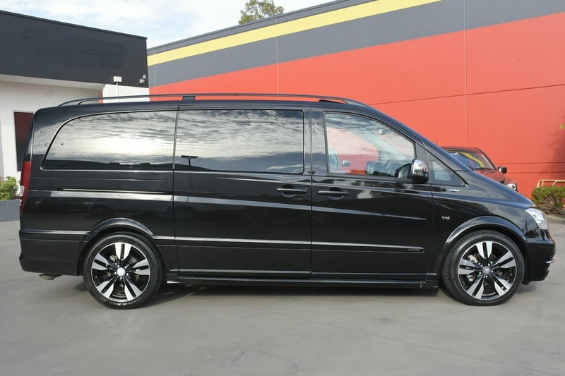 MERCEDES-BENZ VIANO Grand Edition 639 Grand Edition Avantgarde Wagon 7st 5dr Auto 5sp 3.0DT [MY13]