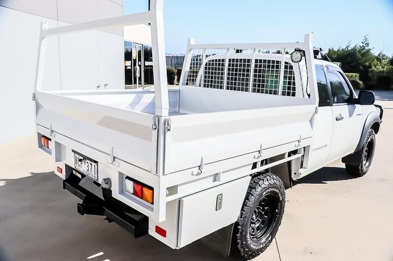 MAZDA BT-50 DX+ UN DX+ Cab Chassis Freestyle 4dr Man 5sp 4x4 3.0DT