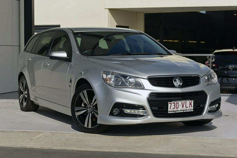 HOLDEN COMMODORE SS VF SS Storm Sportwagon 5dr Spts Auto 6sp 6.0i [MY14]