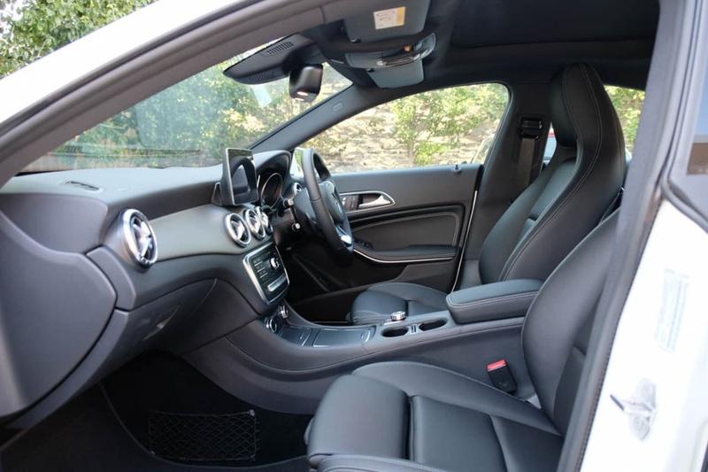 MERCEDES-BENZ CLA180  C117 Coupe 4dr DCT 7sp 1.6T [Feb]