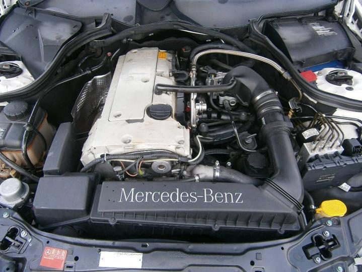 MERCEDES-BENZ C180 Classic W203 Classic Sedan 4dr Auto 5sp 2.0i